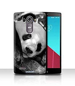 Accesorios para móviles de oso panda