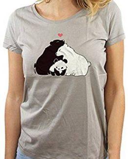 Camisetas con Oso Panda