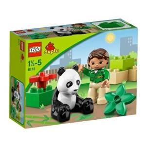 LEGO EL OSO PANDA