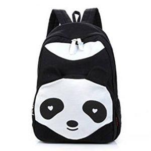 Mochilas con Diseño de un Oso Panda