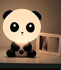 Lamparas con diseño de oso panda