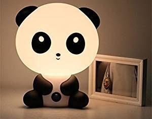 LAMPARA DE OSO PANDA
