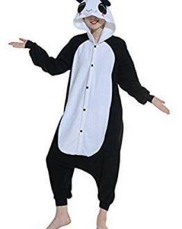 Disfraz Mujer estilo Pijama Oso Panda