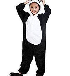 Pijamas Ropa de Dormir Disfraz de Oso Panda