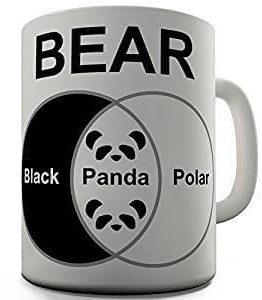 taza de oso panda