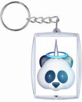 Llavero Panda Unicornio