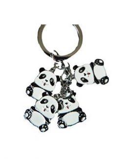 Llavero de panda colgante regalo Idea
