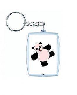 llavero Panda Oso de panda de Teddy