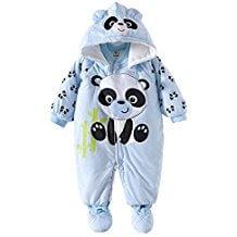 Pijamas de panda